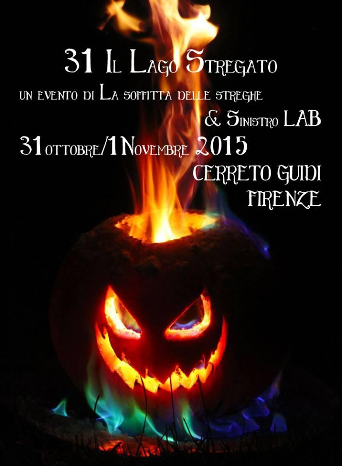 L antico borgo di Cerreto Guidi festeggia la notte di Halloween con un  mercatino a tema di stregonerie 3f883382dfcf