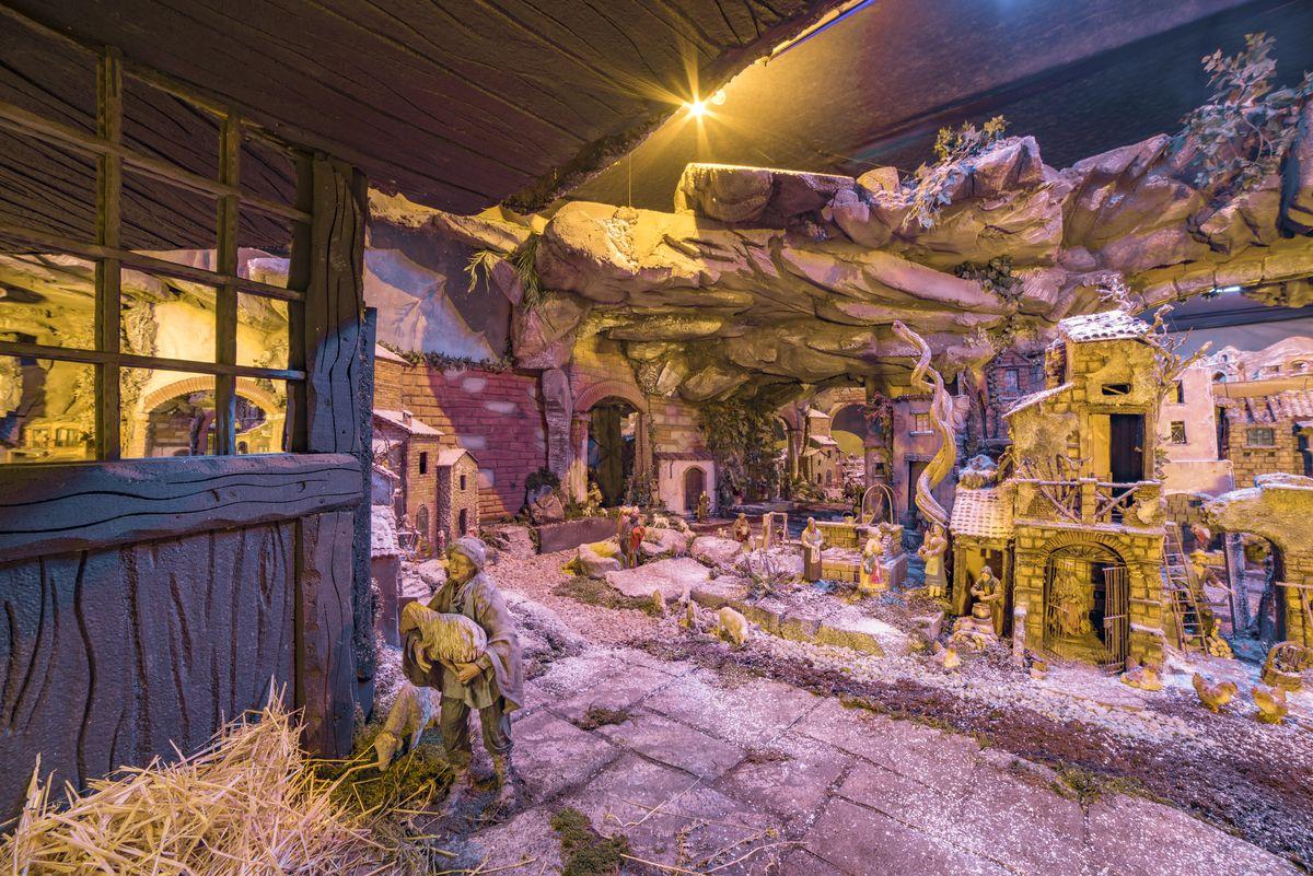 Ornavasso Mercatini Di Natale E Grotta Di Babbo Natale